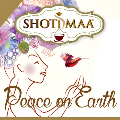 Shoti Maa Peace on Earth Tees